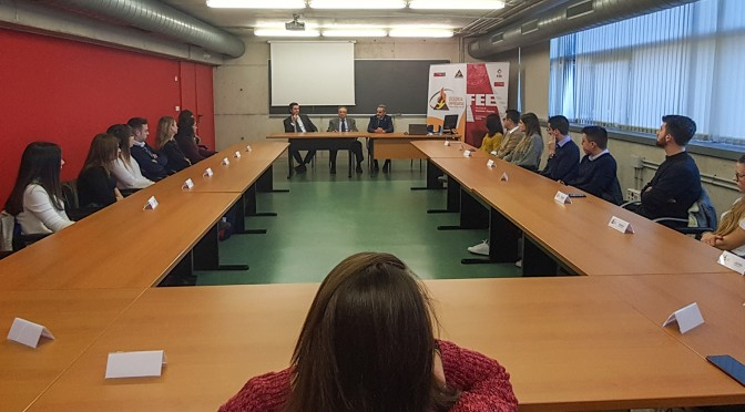 Arranca la segunda edición del programa UMU Business Talent de la Universidad de Murcia