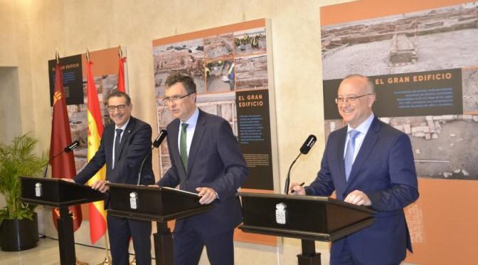 El Ayuntamiento, la UMU y Emuasa se alían para mejorar la calidad del aire en Murcia