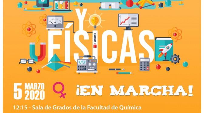 Las mujeres químicas y físicas protagonizan unas jornadas en la Universidad de Murcia