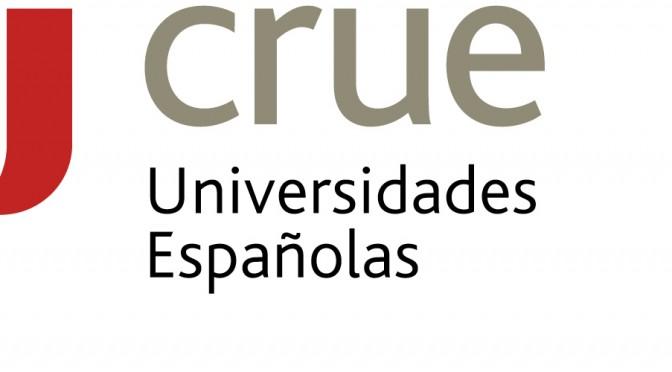 Crue Universidades Españolas se coordina con el Ministerio de Universidades para minimizar el impacto de la crisis del Covid-19 en el estudiantado