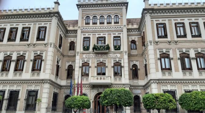 El Rectorado de la Universidad de Murcia aprueba las medidas a seguir tras el cese de la actividad académica por el coronavirus