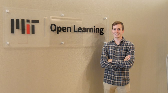 El investigador de la UMU José Antonio Ruipérez participa en dos proyectos con el Massachusetts Institute of Technology