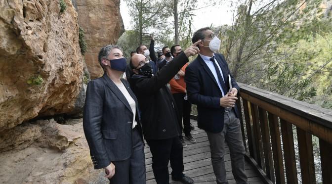 La Universidad de Murcia y el Ayuntamiento de Calasparra se unen para construir un taller de arqueología experimental en los Abrigos del Pozo