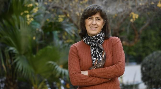 En la jubilación de María Dolores Ferrer, jefa de negociado del Servicio de Información al Universitario