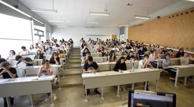 Acordadas las medidas excepcionales que permitirán el correcto desarrollo de las pruebas de acceso a la Universidad (EBAU)