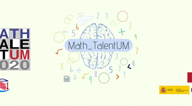 Seis de los 40 grupos presentados se alzan con el premio de la I edición de Math_TalentUM de la UMU