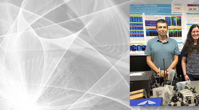 La UMU desarrolla un sensor ultrasensible para avanzar en el estudio sobre el origen del universo