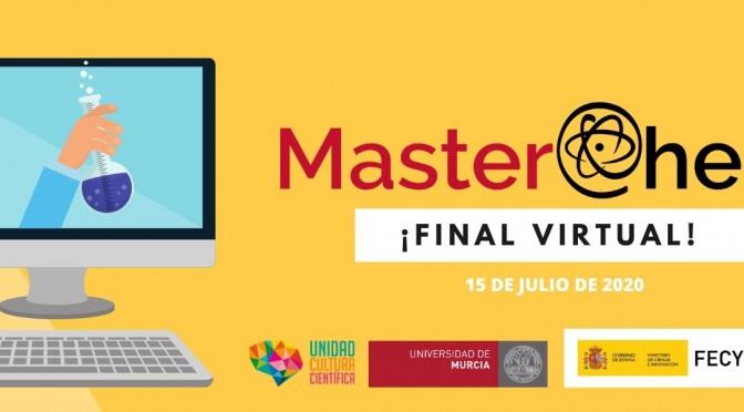 MasterChem selecciona a los mejores jóvenes químicos de la Región de Murcia