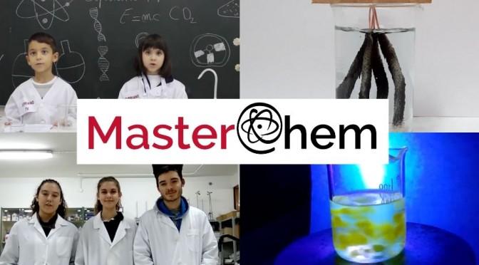 Cipriano Galea, CEI e IES Cañadas de las Eras, ganadores de la II edición de MasterChem de la UMU