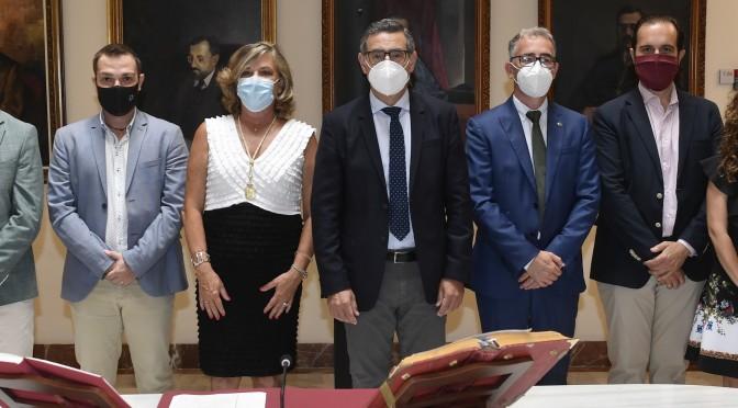 Toma de posesión del nuevo equipo decanal de la Facultad de Enfermería de la Universidad de Murcia