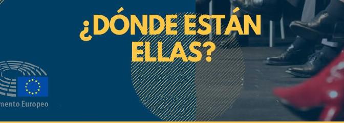 La Universidad de Murcia se une a la iniciativa '¿Dónde están ellas?' que promueve la Oficina del Parlamento Europeo en España