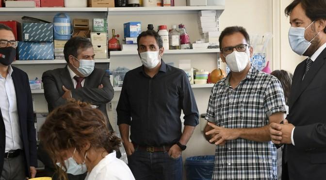 Dos grupos de investigación de la Universidad de Murcia trabajan en proyectos financiados por la Comunidad sobre la COVID-19