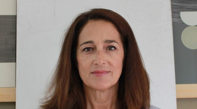 La artista Lola Berenguer gana el XX premio de pintura de la Universidad de Murcia