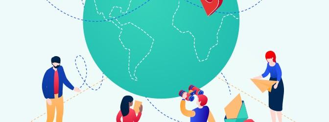 Convocadas las ayudas a estudiantes de grado y máster para dinamizar la internacionalización