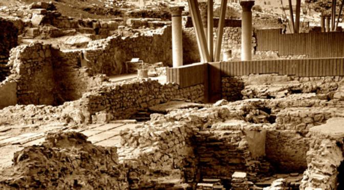La UMU recoge el patrimonio de las termas públicas romanas en una de las obras más completas hasta el momento