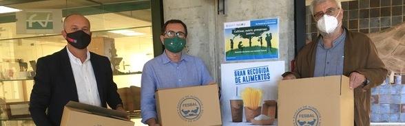 La Facultad de Veterinaria de la UMU recogerá en octubre productos para el Banco de Alimentos con motivo del Día Mundial de la Alimentación