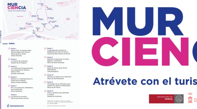 La UMU instaura la primera ruta de ciencia en Murcia