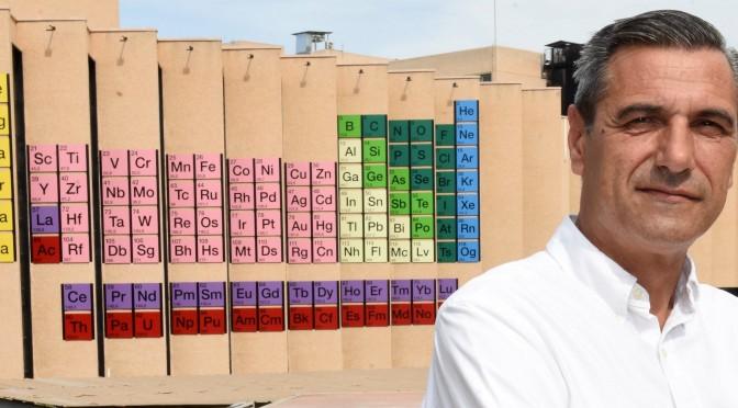 La Asociación Nacional de Químicos e Ingenieros Químicos reconoce a Pedro Lozano con el Premio Anque 2020
