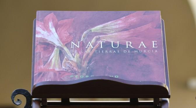 'Naturae de las tierras de Murcia', un libro con acuarelas y dibujos de Pedro Cano para conmemorar los 15 años de su investidura como doctor honoris causa de la UMU