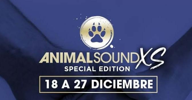 Animal Sound se 'ODSesiona' y destinará la recaudación de tres de sus conciertos navideños 'XS' a beneficio de Jesús Abandonado