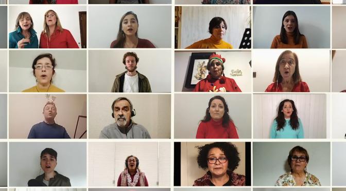 Doscientas personas de doce países se inscriben en la UMU para participar en el coro virtual #MoreHispano
