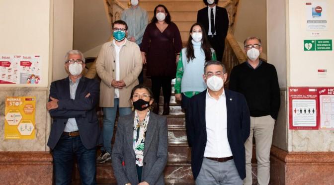 La Universidad de Murcia reconoce la labor del Consejo de Estudiantes saliente
