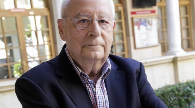 La UMU rinde homenaje a la figura de José Molina