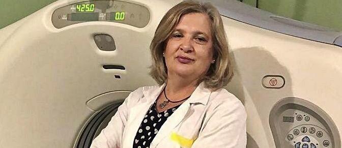 La profesora Elena Parlorio ha sido nombrada responsable de Estrategia de la Sociedad Española de Radiología Médica