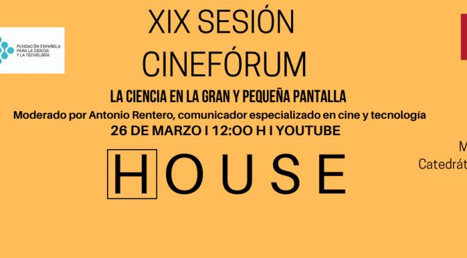 La UMU acerca la neurociencia y el método científico en una nueva sesión del cinefórum 'La Ciencia en la gran y pequeña pantalla'