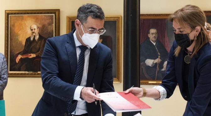 La Universidad de Murcia y el Ayuntamiento de Archena crean la Cátedra de Gestión de la Diversidad