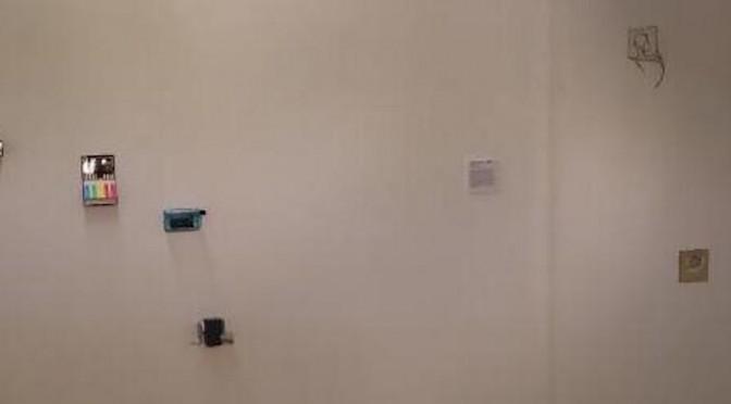 La exposición MAP Territorios Intertextuales afronta sus últimos días en el Museo de la Universidad de Murcia