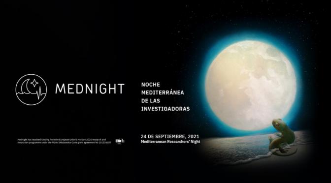 Arranca el proyecto Mednight, con la participación de la UMU, y actividades de ciencia para este verano en distintas ciudades del Mediterráneo