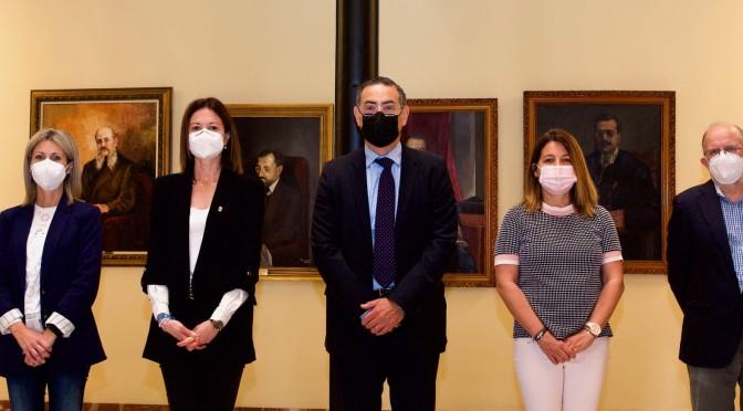 La Universidad de Murcia investigará y difundirá el patrimonio arqueológico de Águilas