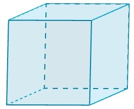 cubo poliedro, 1