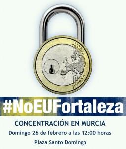 Concentración en Murcia