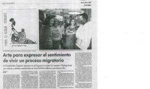 Exposición Fundación CEPAIM