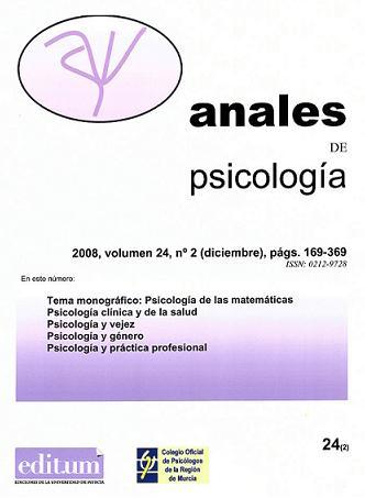 Anales de Psicología