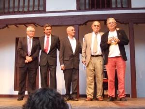Homenaje a Cesar Oliva Almagro 2009