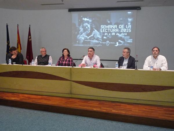 EDITORES MURCIANOS mesa redonda