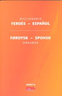 Diccionario Feroés - Español / Foroysk - Sponsk