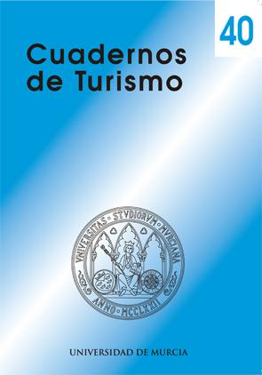 Cuadernos Turismo40